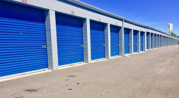Self Storage Unit Doors in North Highlands, CA