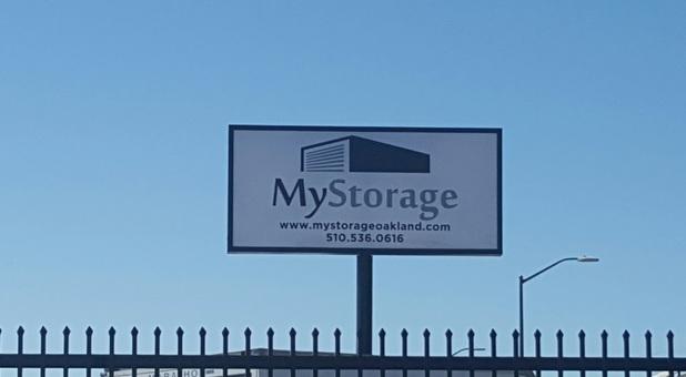 storage oakland