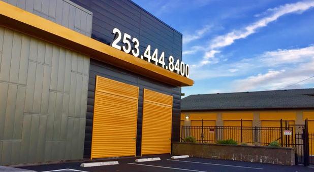 Self Storage Units in Federal Way, WA