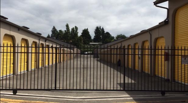 Storage Facility Gates