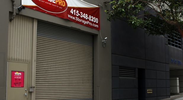 Storage Units In San Francisco Ca 94105 Storagepro