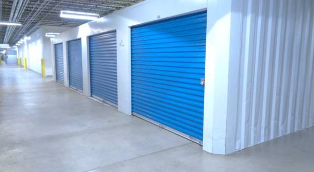 Our Inside Units are clean, dry, and secure!