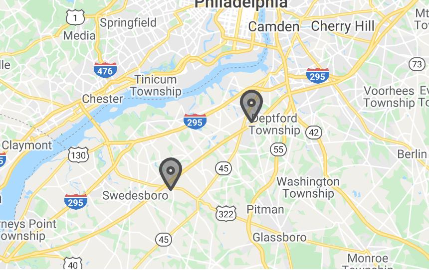 spaceworks google maps