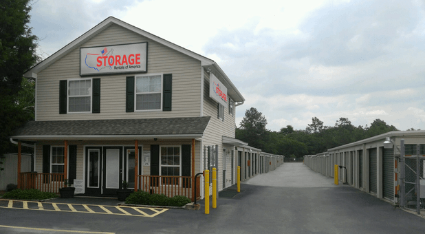 Temperature Controlled Storage Units