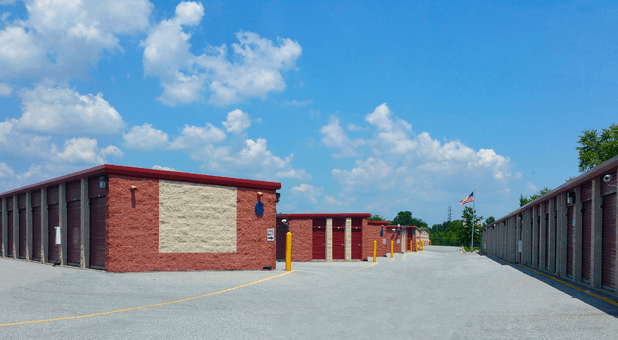 Self Storage in New Castle, DE