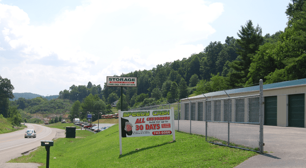 Secure Storage Units West Liberty