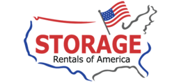 Storage Rentals of America logo