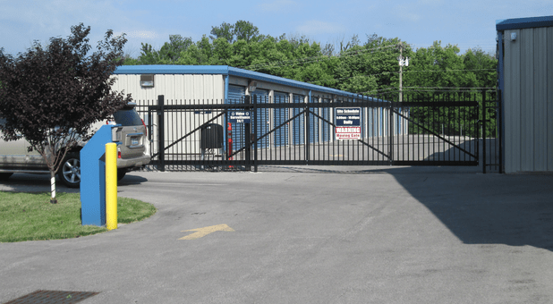 Gated Secure Facility