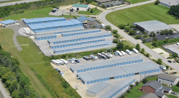 Storage Rentals of America Nicholasville, KY