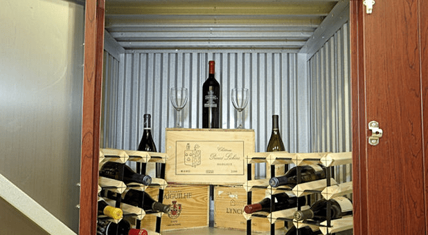 Wine storage units in west palm beach fl 33410 storage rentals of america for Storage units palm beach gardens