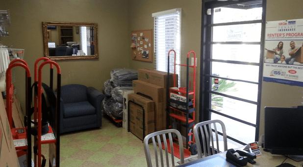 Secure Self Storage Facility Near 29505
