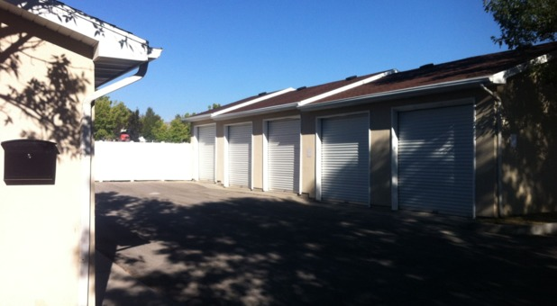 Large Drive Up Units Available
