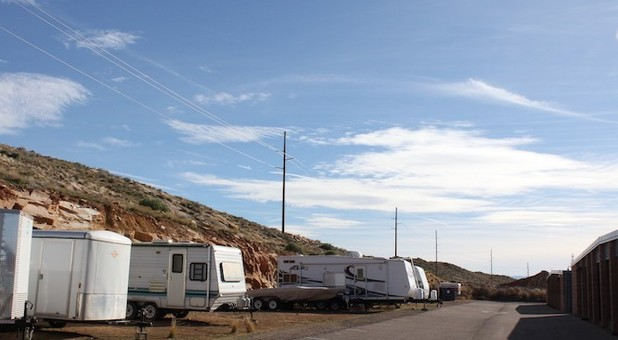 rv car and boat storage available Hurricane, UT