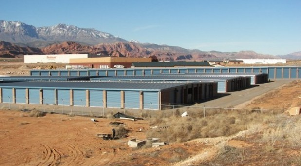 Clean, Safe Storage Facility in Hurricane, UT