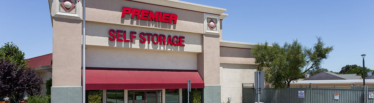 Premier Self Storage Office Space