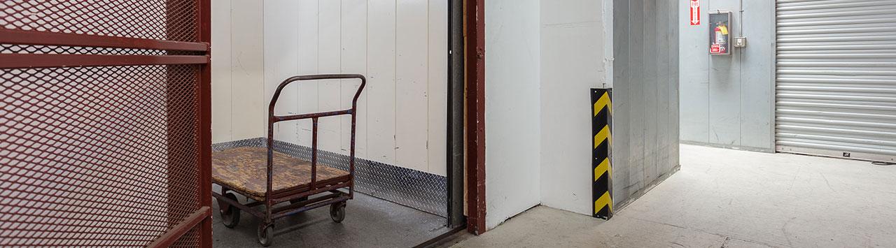 Elevator Self storage