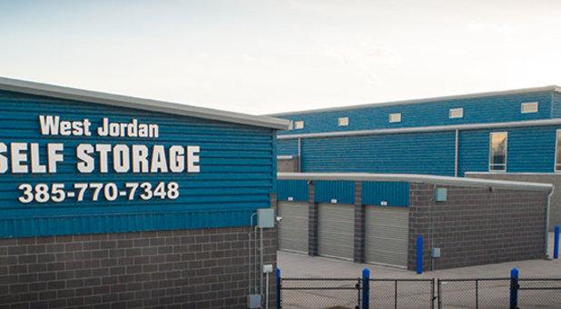 West Jordan Clean Self Storage