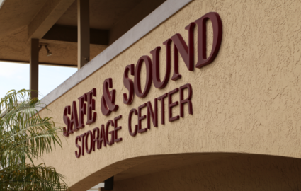 Safe & Sound Storage Center