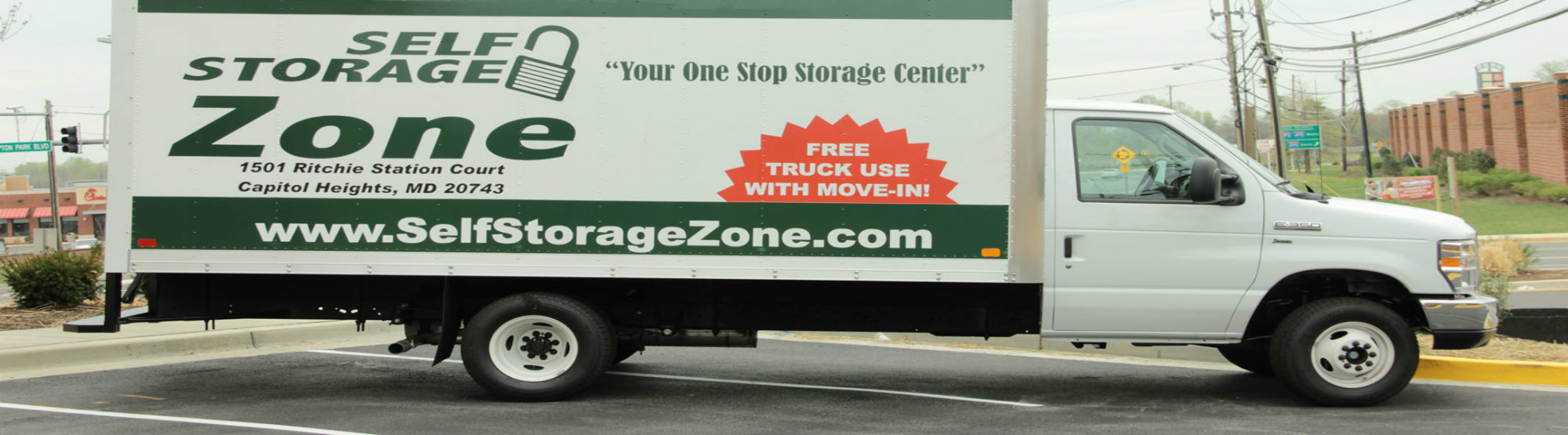 Great Storage In The DC Metro!