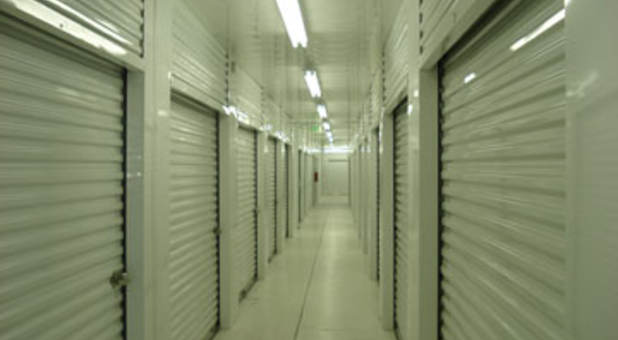 Climate control storage units