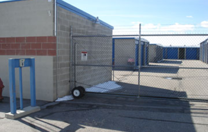 Safe and secure storage facility