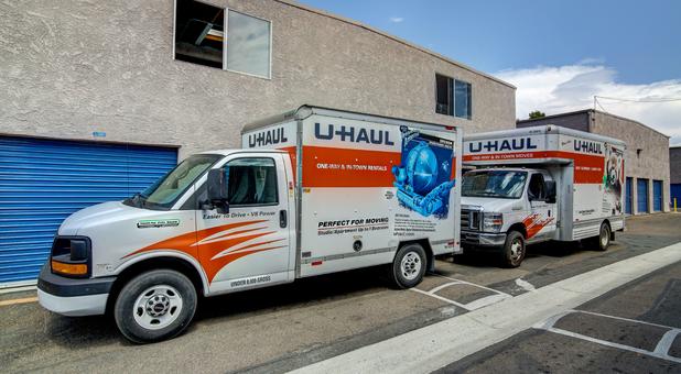 Uhaul Trucks Available