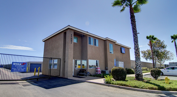 Self Storage in Menifee, CA