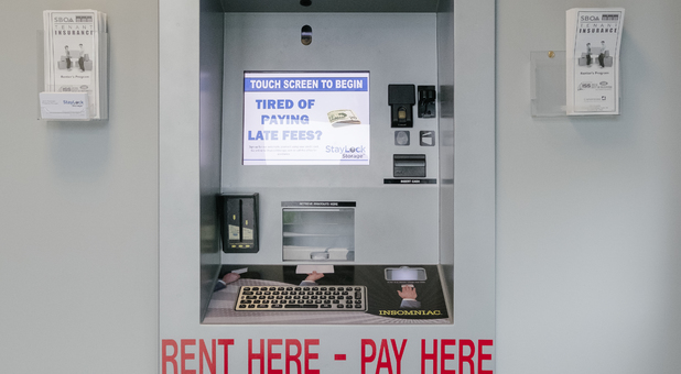 24 Hour Rental and Payment Kiosk