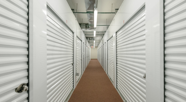 Wide Hallways for Easy Access to Your Climate Controlled Unit