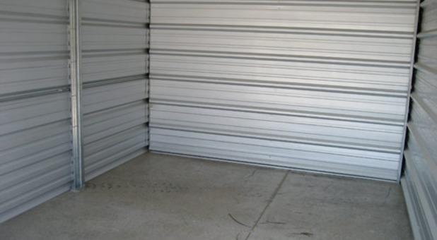 Outdoor Storage Units
