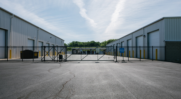 County Road 113 Storage Property Securely Fenced and Gated with Keypad Controlled Access