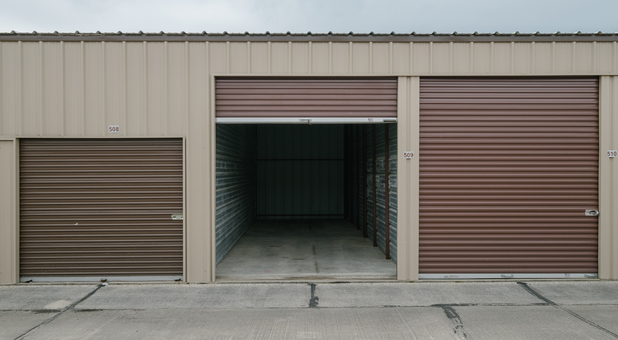 Drive Up Storage Units in Anderson, IN