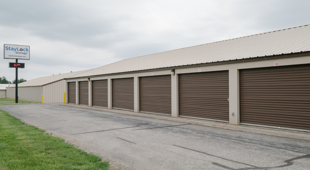 Drive Up Storage Units in Anderson, IN 46013