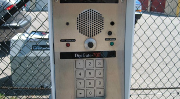 Keypad secure access