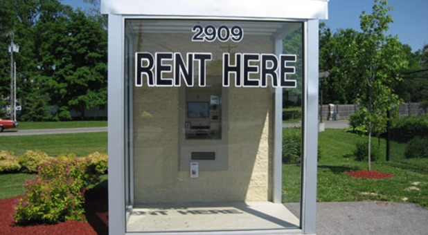 24 Hour Rental Center Kiosk in Fort Wayne, IN