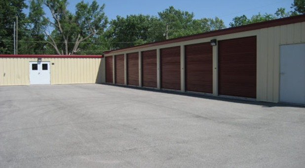 Drive Up Storage Units in Fort Wayne, IN