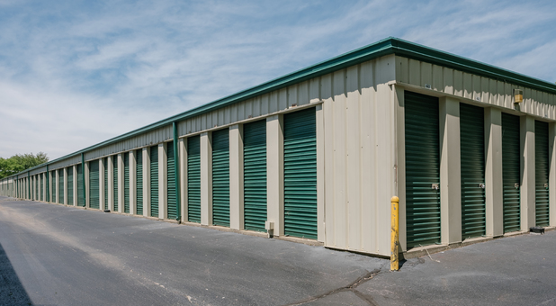 Outdoor Storage Units located at 1665 W Franklin St