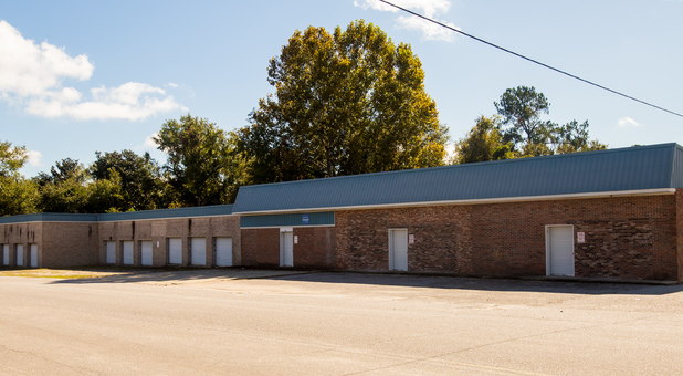 Office for StayLock Storage Located 513 Monroe Street, Camden, SC 29020