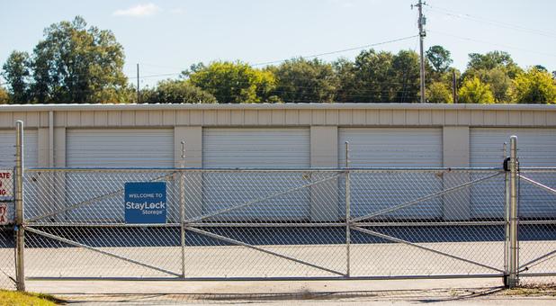 Office for StayLock Storage Located 2700 Stewart St, Camden, SC 29020