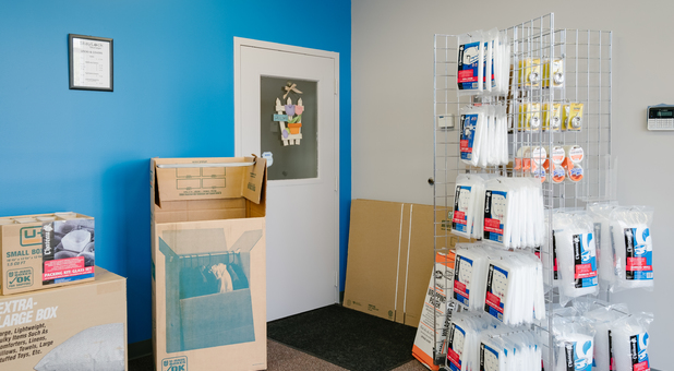 Boxes and Packing Supplies Sold Onsite at 2501 W 2nd St