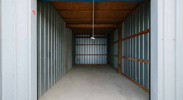 Drive Up, Standard Storage Units in Marion, IN