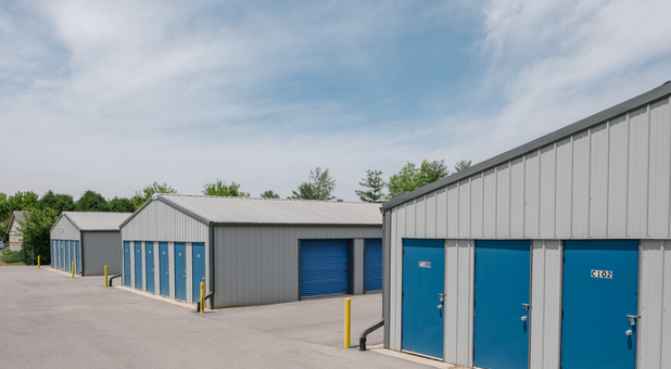 Outdoor, Drive Up Storage Units in Bristol, IN