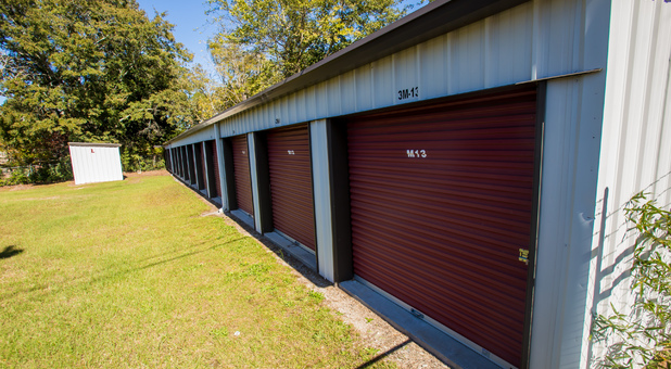 Large Outdoor Storage Units in Hartsville, SC