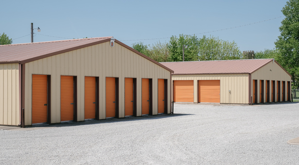 Outdoor, Drive Up Units in Hebron, IN