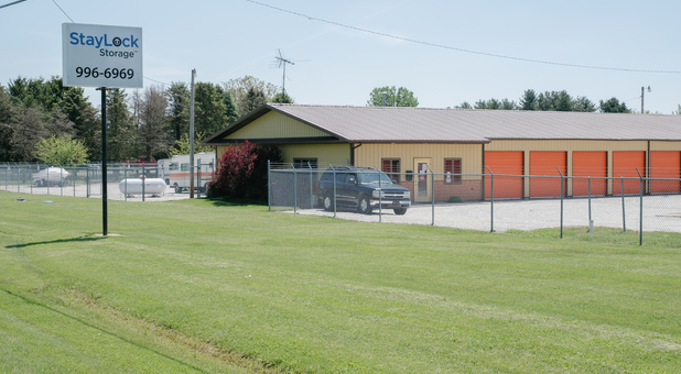 Storage Units in Hebron, IN