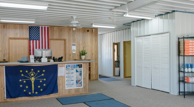 Our office staff are friendly and happy to help you with your self storage needs