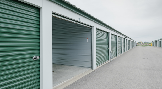 Large Outdoor storage Units