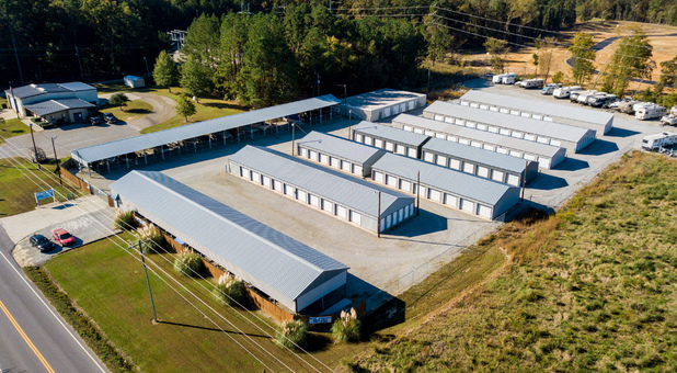 Climate Controlled Units in Chapin, SC