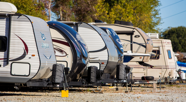 RV Parking in Chapin, SC 29036