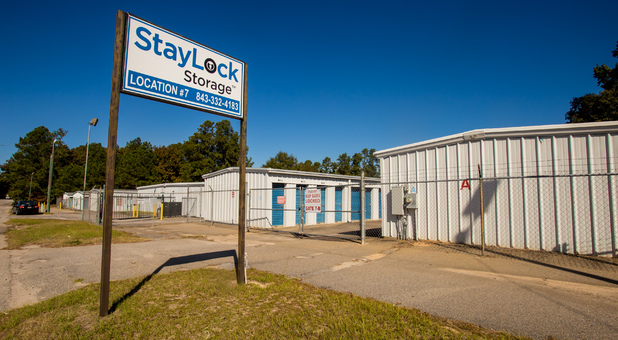 StayLock Storage - Hartsville, SC Location #7 1918 W Bobo Newsom Hwy
